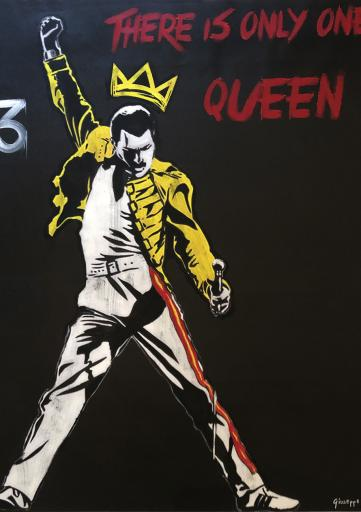 The Crown - Freddie Mercury